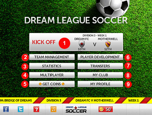 Student weekly dream league soccer